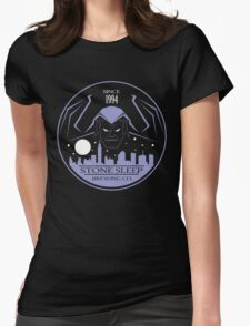 Stone Sleep Brewing Co. Womens Fitted T-Shirt