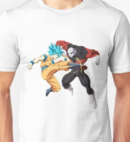Goku Vs Jiren Unisex T-Shirt