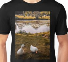 Long Island Ducks at Cemetery Pond Unisex T-Shirt