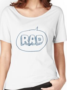 RAD2 Women's Relaxed Fit T-Shirt