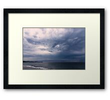 Normanville Beach Framed Print