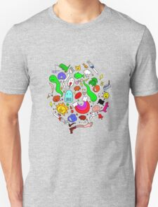 Coloured & Confused T-Shirt