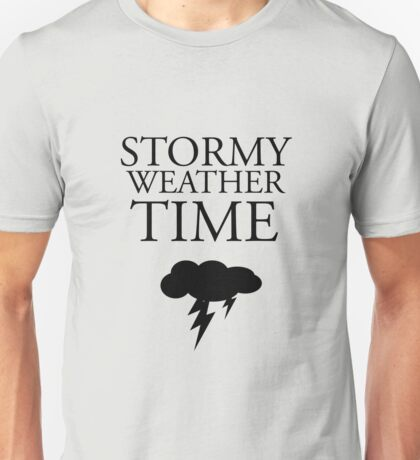 Storm Spirit - Stormy Weather Time! Unisex T-Shirt