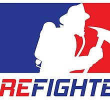 Professional Firefighting League Apparel by helius