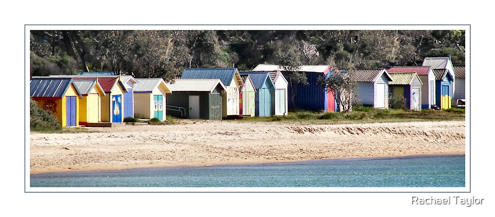 Beach Colour by Rachael Taylor