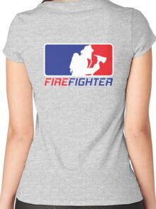 Professional Firefighting League Apparel Women's Fitted Scoop T-Shirt