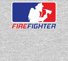 Professional Firefighting League Apparel Zipped Hoodie