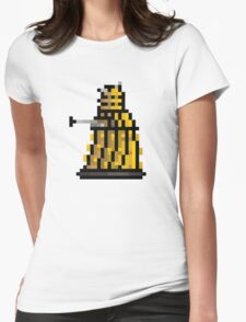"""Exterminate!  Exterminate!"" Womens Fitted T-Shirt"