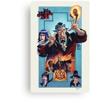 Venture Brothers - Doctor Orpheus Canvas Print