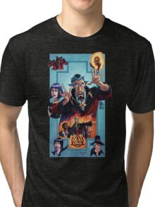 Venture Brothers - Doctor Orpheus Tri-blend T-Shirt