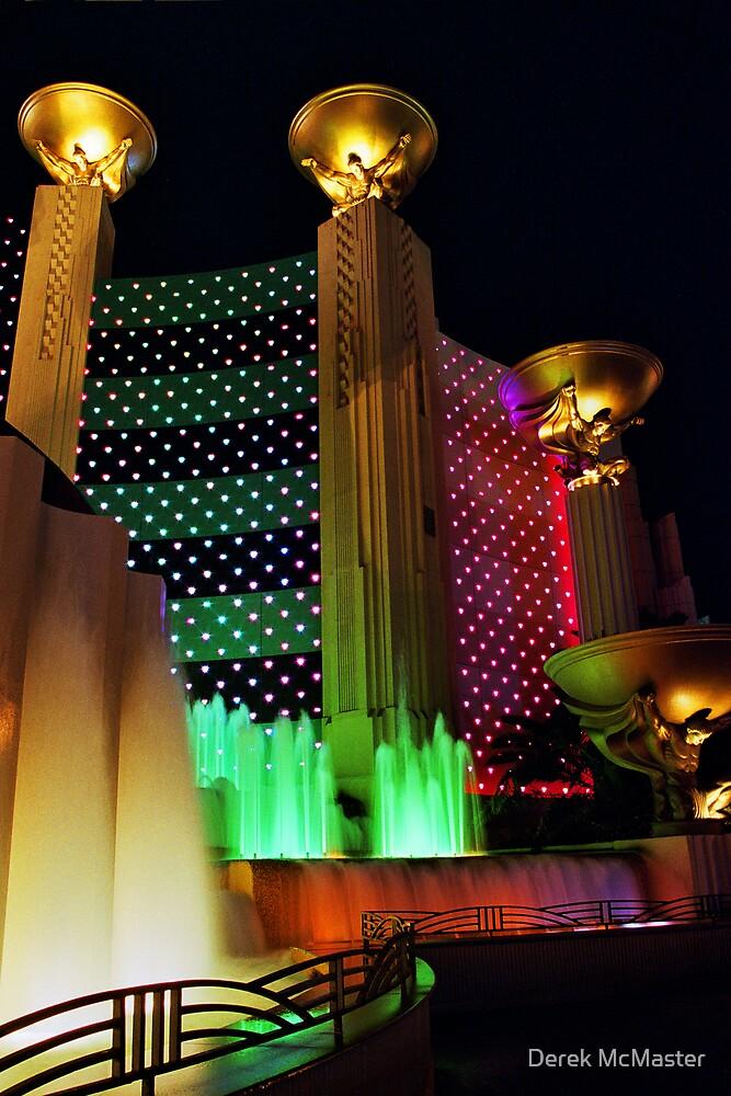 Viva Las Vegas 2 by Derek McMaster