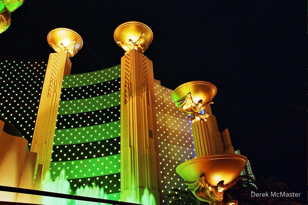 Viva Las Vegas 3 by Derek McMaster