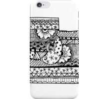 Utah ZenDoodle iPhone Case/Skin