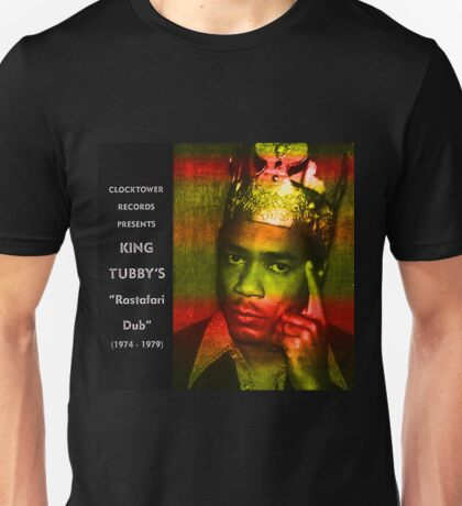 rastafari dub Unisex T-Shirt