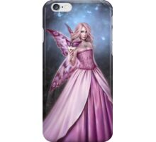 Titania Butterfly Fairy Queen iPhone Case/Skin