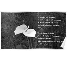Isayah Kuhlmann Poetry Poster