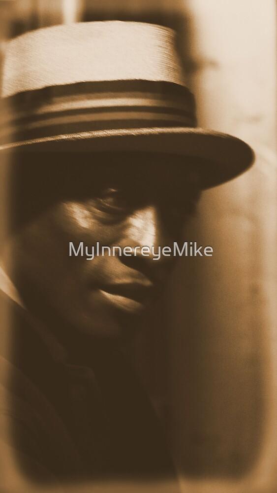 #248  Black Man In Sepia    by MyInnereyeMike