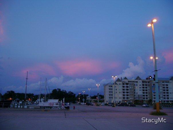 Peer Sunset 2 by StacyMc