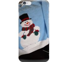 KNIT ONE, PURL ONE! iPhone Case/Skin