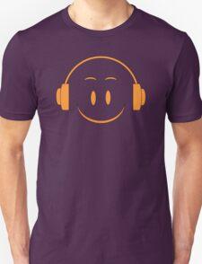 Orange Smile Symbol Unisex T-Shirt