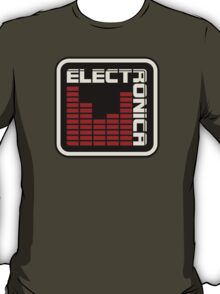 Electronica Red Meter T-Shirt