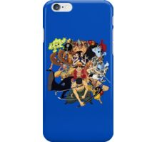 Strawhat Crew iPhone Case/Skin