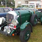 Classic Car Show Weston Super Mare by Roger Poole