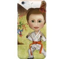 Taekwondo Focus iPhone Case/Skin
