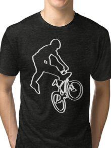 BMX T-SHIRT Tri-blend T-Shirt