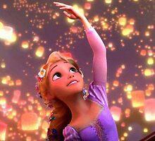 Rapunzel by peasandkaris