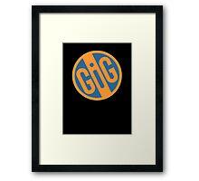 Gig BO Framed Print