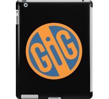 Gig BO iPad Case/Skin