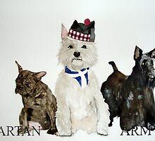 The Tartan Army by john dolan