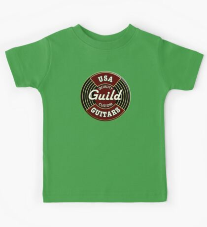 USA Guild Vintage Kids Tee