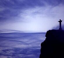 Christ the Redeemer Statue - Rio de Janeiro by Gerry Van der Walt