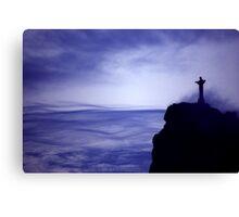 Christ the Redeemer Statue - Rio de Janeiro Canvas Print