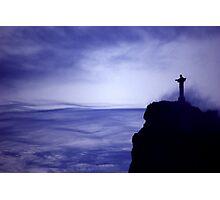 Christ the Redeemer Statue - Rio de Janeiro Photographic Print