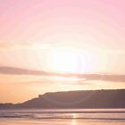 Brean Down by Roger Poole