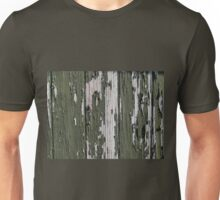 Grunge old wood background Unisex T-Shirt