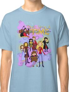 Once Upon An Adventure Time! Classic T-Shirt
