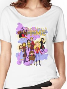 Once Upon An Adventure Time! Women's Relaxed Fit T-Shirt