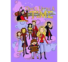 Once Upon An Adventure Time! Photographic Print