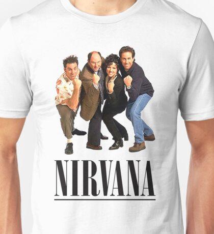 Seinfeld Band poster Unisex T-Shirt