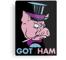 Got Ham Metal Print