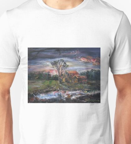 Fading Day Unisex T-Shirt