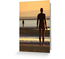 Distant Longing Greeting Card