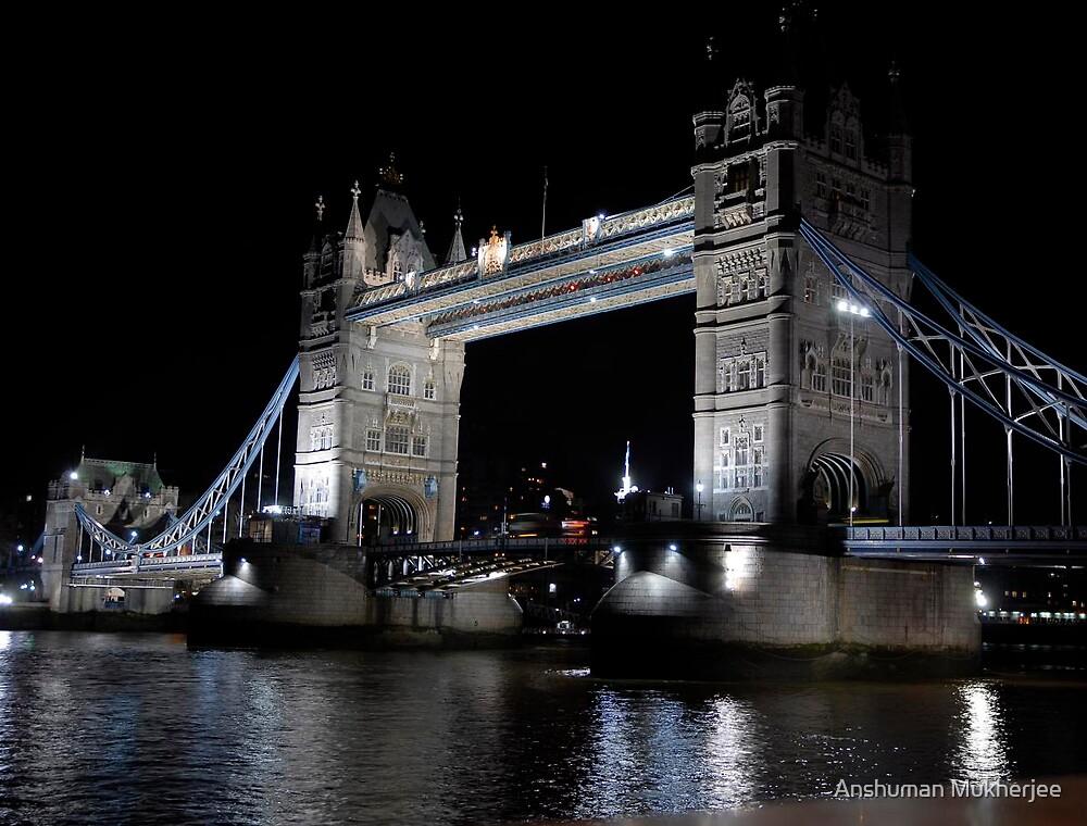 London Bridge by Anshuman Mukherjee