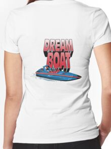 Harry Styles Dream Boat  Women's Fitted V-Neck T-Shirt