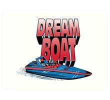 Harry Styles Dream Boat  Art Print