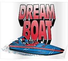 Harry Styles Dream Boat  Poster
